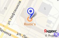 Схема проезда до компании БАНКОМАТ ВТБ 24 в Нижневартовске