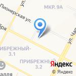 Питомец на карте Нижневартовска