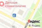 Схема проезда до компании Бухуслуги в Нижневартовске