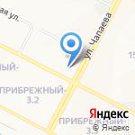 ИТ Сервис на карте Нижневартовска