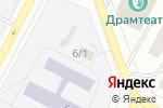 Схема проезда до компании Телесервис в Нижневартовске