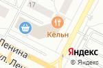 Схема проезда до компании Декор в Нижневартовске