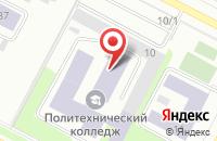 Схема проезда до компании Нижневартовский Профессиональный Колледж в Нижневартовске