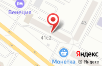 Схема проезда до компании Агенство недвижимости Маркет-Юг в Абинске