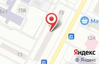 Схема проезда до компании Вартдизель в Нижневартовске