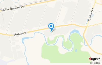 Местоположение на карте пункта техосмотра по адресу Ямало-Ненецкий АО, г Новый Уренгой, ул Западная