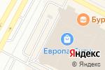 Схема проезда до компании Данцер Медиа в Нижневартовске