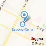 Гармония чистоты на карте Нижневартовска