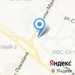 АвтоКореяна на карте Нижневартовска