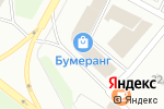 Схема проезда до компании ВАЗ 86 в Нижневартовске