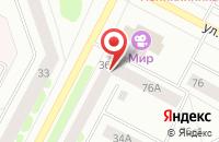 Схема проезда до компании Микора в Нижневартовске