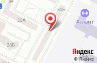 Схема проезда до компании Интеллект-Сервис в Нижневартовске