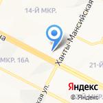 Ваша аптека на карте Нижневартовска