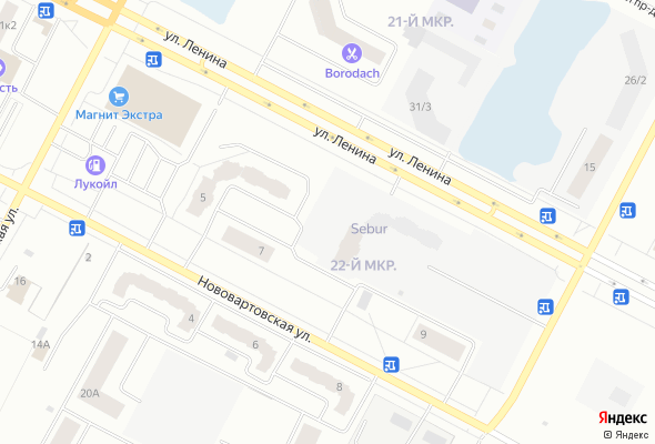 купить квартиру в ЖК SEBUR (Себур)