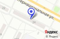 Схема проезда до компании ЖЭУ-13 в Нижневартовске