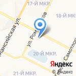 Городской Ломбард на карте Нижневартовска