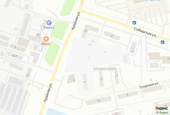 жилой комплекс По улице Тундровая