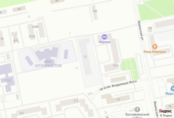 жилой комплекс Мкр Оптимистов