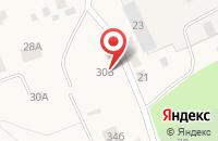 Схема проезда до компании ЕВРА в Дзержинском