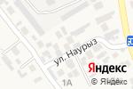Схема проезда до компании Немере в Райымбеке