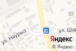 Схема проезда до компании Куаныш в Райымбеке