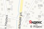 Схема проезда до компании Ай-Кумис в Кемертогане