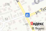 Схема проезда до компании Ержан в Райымбеке