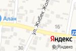Схема проезда до компании Бека в Кемертогане