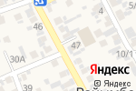 Схема проезда до компании Мирас в Райымбеке