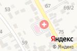 Схема проезда до компании Сельская врачебная амбулатория пос. Райымбек в Райымбеке