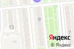 Схема проезда до компании Sushi Сити в Иргелях