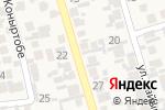 Схема проезда до компании Акниет в Абае