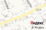 Схема проезда до компании Жастар в Райымбеке