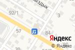 Схема проезда до компании Дарын в Кыргаулдах