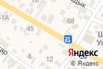 Схема проезда до компании Рахым в Кыргаулдах