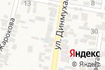 Схема проезда до компании Максат в Иргелях