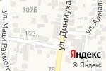 Схема проезда до компании Аппарат акима Иргелинского сельского округа Карасайского района в Иргелях
