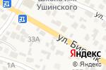 Схема проезда до компании Гулсим в Кыргаулдах