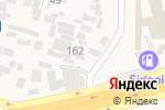 Схема проезда до компании Баян в Иргелях