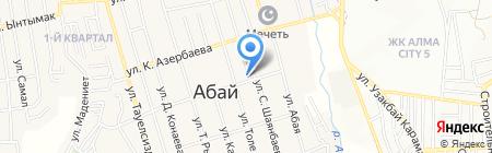 Береке магазин на карте Иргелей