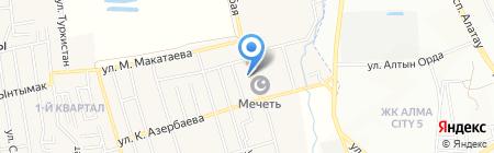 Продукты магазин на карте Иргелей