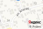 Схема проезда до компании Торгово-сервисная компания в Абае