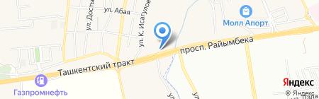 Lam.tech на карте Алматы