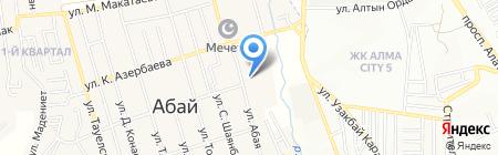 Таверна.kz на карте Абая