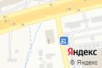 Схема проезда до компании EMBAWOOD в Абае