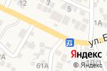 Схема проезда до компании Бек-ай в Кыргаулдах