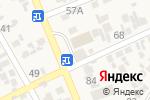 Схема проезда до компании QIWI в Коксае
