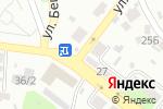 Схема проезда до компании Байтерек в Алматы