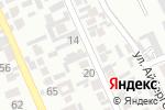 Схема проезда до компании Продовольственный магазин в Алматы