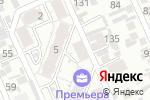 Схема проезда до компании Чудо детки в Алматы